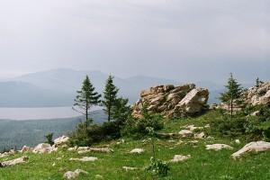 уголки природы Зютракуль