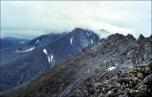 гора Народная