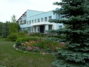 Санаторий «Урал» в Челябинской области