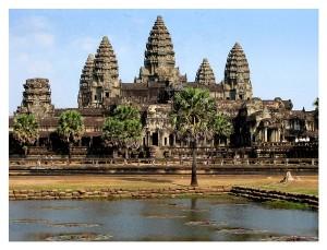 Интересное о Камбодже