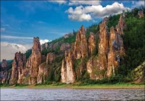 Ленские столбы - чудо природы!