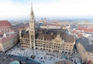 Чудесный город Мюнхен