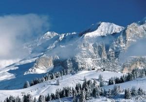 Туризм в зимнее время