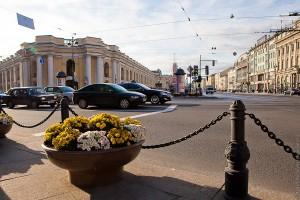 Небольшая экскурсия в Санкт-Петербурге