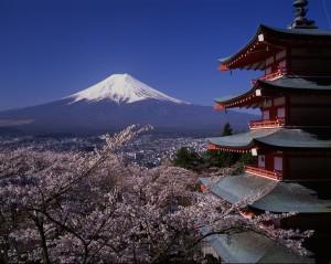 Виды  отдыха в Японии