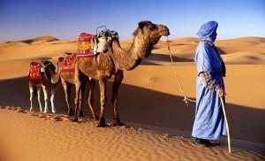 Пляжи Марокко манят туристов