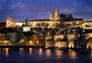 Прага – самый крупный город Чехии