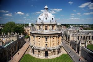 Оксфорд для поклонников Люиса Кэролла