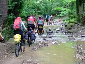 Велосипедный туризм, как вид спорта