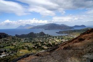 Эолийские острова - начало мироздания