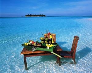 Что может предложить человеку, тур на Мальдивы