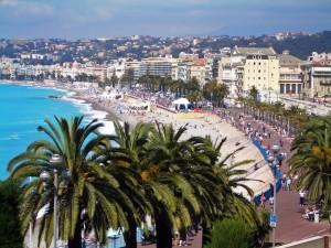 Памятка туристам во французском городе Ницца